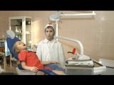 Дети играют в доктора - Не чистила зубы, сверлим зубы у стоматолога