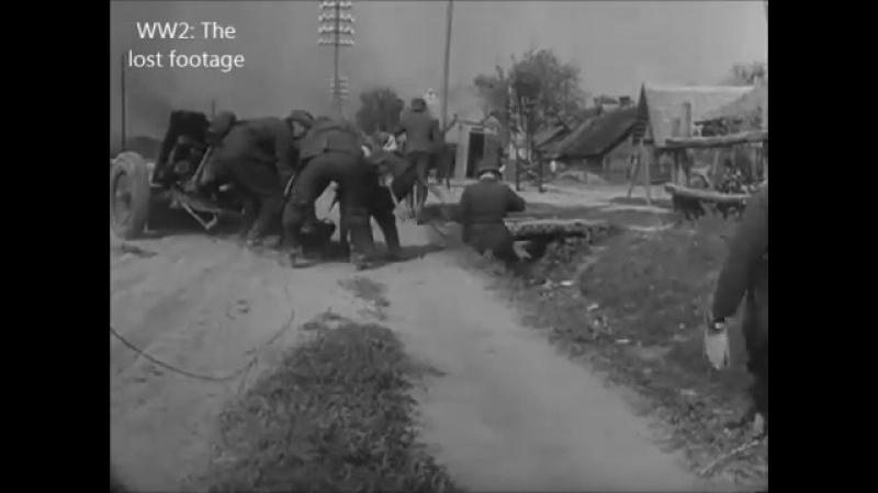 Вермахт в Балтийской кампании. Июнь 1941 года