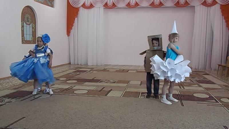 Экомода в детском саду