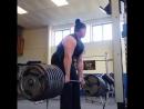 Итэн Фут - тяга 370 кг