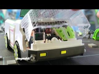 PLAYMOBIL Super 4 (Deutsch)