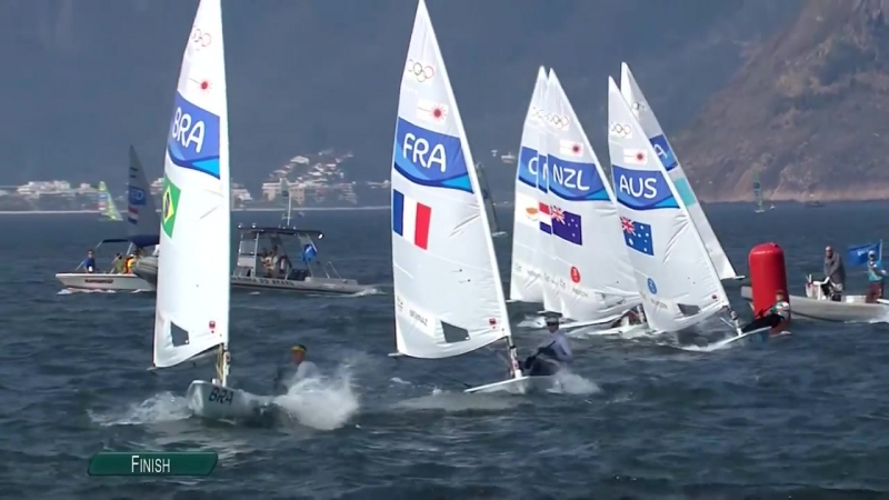Highlights from the medal races _Sailing _Rio 2016 _SABC