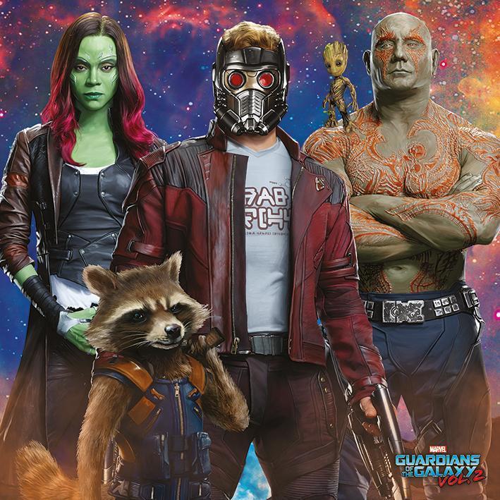 Schauspieler Guardian Of The Galaxy 2