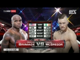 UFC Fight Night Conor McGregor vs Marcus Brimage