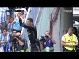 Гол Криштиану Роналду в ворота