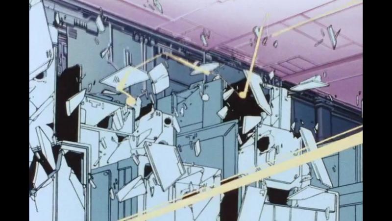 [AniDub] Dirty Pair OVA | Грязная Парочка OVA [10] [Azazel, Oni]
