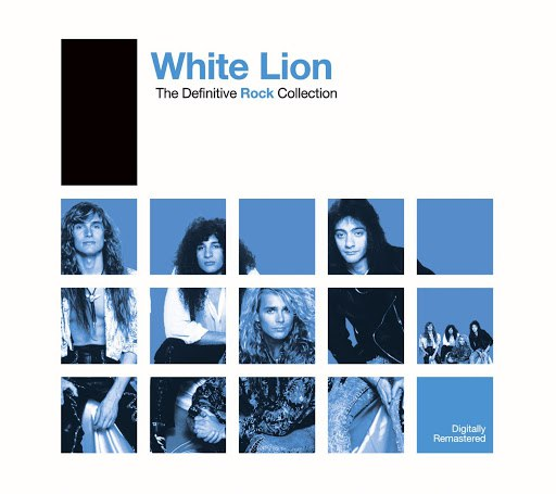 White Lion альбом Definitive Rock: White Lion