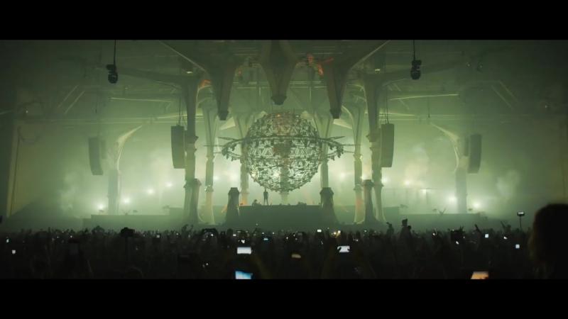 Qlimax 2017 / Official Q-dance Anthem Show / Wildstylez - Temple Of Light
