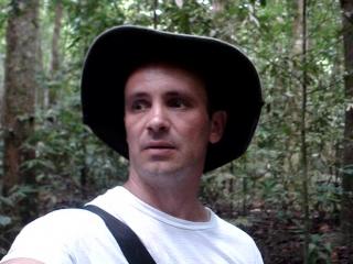 В джунглях центрального Таиланда