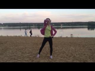 Неожиданный джем на пляже: Ульяна