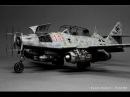 Messerschmitt Me-262 Nightfighter Hobby Boss 1:48 - ww2 aircraft model