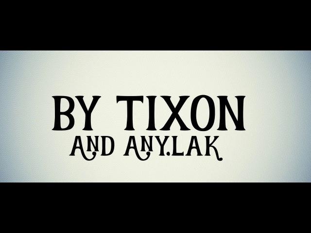 ТОПОВЫЙ ПРОЕКТ MINECRAFT ПРОЕКТ TIXON A