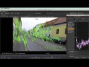NUKEX 9 - VFX Production Workflow - 01_03 Refining der Tracks Szene erzeugen