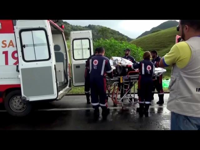 В Бразилии в ДТП с участием грузовика погиб 21 человек, ещё 22 ранены