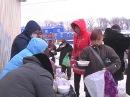Куряне, попавшие в беду, получили помощь от волонтеров и прошли медосмотр