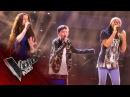 Dominyka, Zara, Jake - 'Never Forget You': Battles | The Voice Kids UK 2017