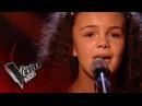 Шоу Голос Kids Британия 2017. - Эбони с песней У меня была мечта. — The Voice Kids UK 2017. - Eboni performs I Dreamed A Dreams