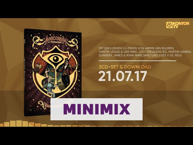 Tomorrowland - Amicorum Spectaculum (Official Minimix HD)