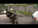 Пожарные Перми провели соревнования по методике «Россфит»