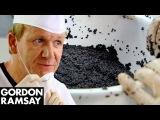 Gordon Ramsay Is Stunned by Farmed Caviar Makes Lobster &amp Caviar Salad