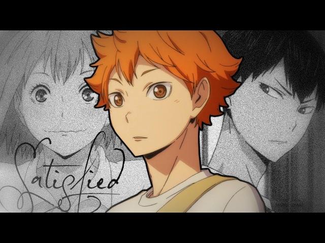 {cxs} KageHina-Yachi || Satisfied / Hamilton [AU]