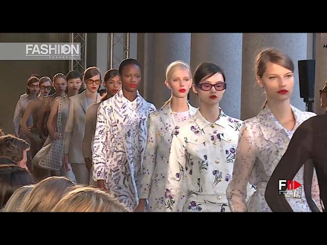 MAX MARA Full Show Spring Summer 2018 Milan - Fashion Channel