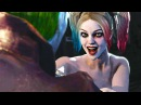 Injustice 2 Joker vs Harley Quinn All Intro Dialogue Super Moves And Clash Quotes