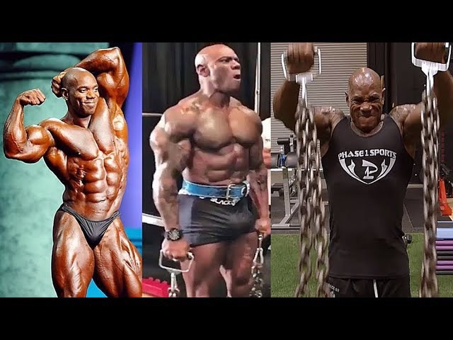 Flex Wheeler | Young Vs OLD | Ultimate Physique Comparison !