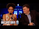 Live Q A with Pearl Mackie and Steven Moffat - Doctor Who | BBC One