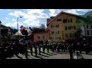 Суворовские барабаны в Швейцарии Местные в восторге