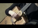 J. S. Bach: Cello Suite Nr. 1 BWV 1007, arr. Smaro Gregoriadou, rectangular guitar
