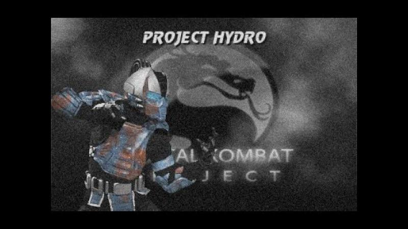MKP 4 1 Season 2 9 MUGEN Project Hydro Playthrough
