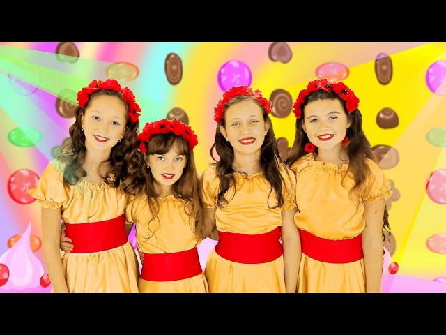 ВІТАЄМ ☀️️ весела дитяча пісня Гурт КОЛІЖАНКИ 💖 Музична студія ДЖЕРЕЛО
