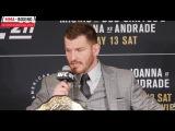 Стипе Миочич - интервью после боя с Дос Сантосом на UFC 211