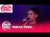 Drop the Mic Vanessa Hudgens vs Michael Bennett - SNEAK PEEK  -