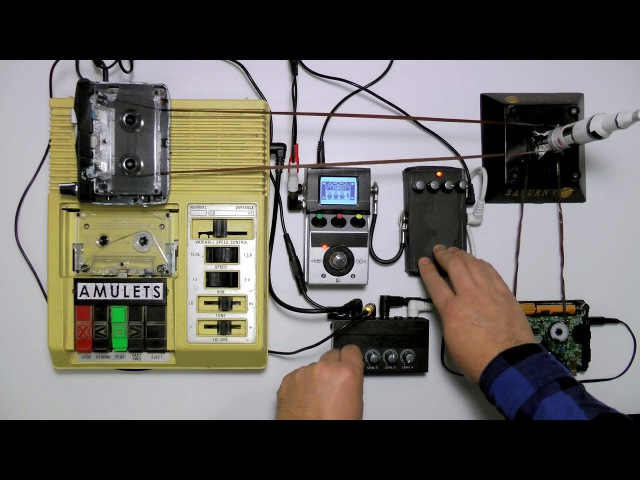 LIBRARY LOOPS | LIBRARY OF CONGRESS C-1 TAPE LOOPS
