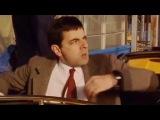Mr Bean - Ride in Rollercoaster Funniest Scene