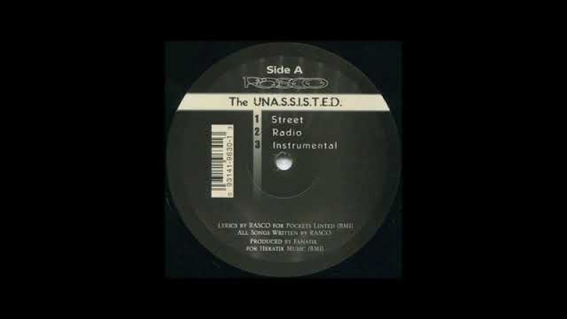 Rasco - Unassisted [Instrumental]