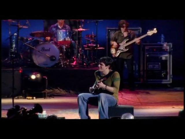 John Mayer - Covered In Rain (Any Given Thursday)