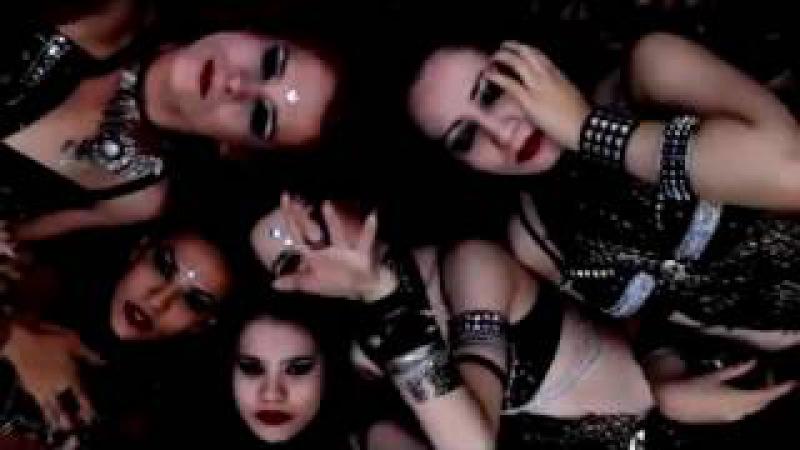Sombras, Danza Tribal Fusión Dark