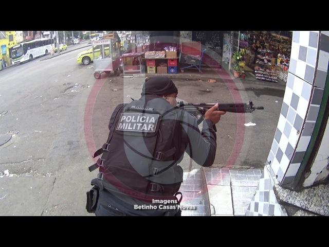 Terceiro dia de Guerra no Jacarezinho - BCN News