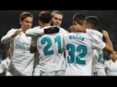 Real Madrid vs Fuenlabrada(2-2) Highlights Goals (28/11/2017)