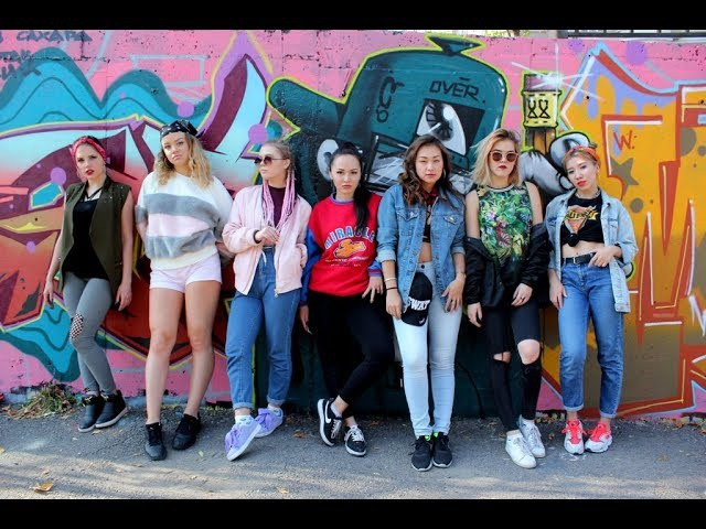 Assiya Aieshova Choreo   Fergie ft. Nicki Minaj - You Already Know