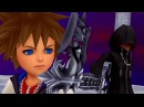 Kingdom Hearts Re:Coded HD [Final Boss - Roxas Secret Ending]