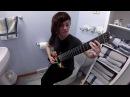 Sarah Longfield - Entombment of a Machine (guitar cover)