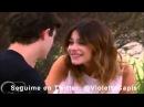 Violetta 2 Capitulo 55 - Vilu y Diego