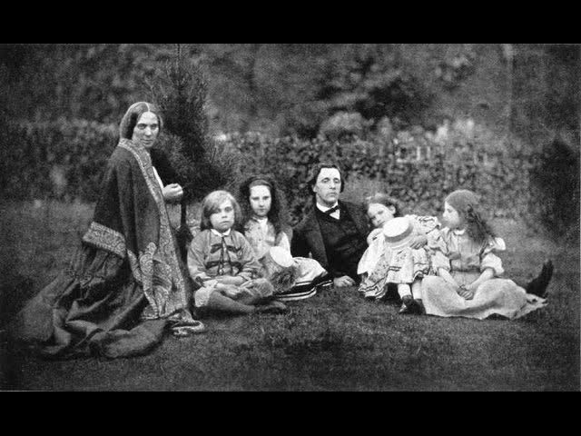 ЛЬЮИС КЭРРОЛЛ. Алиса в Стране чудес. Библейский сюжет