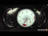 2016 Cadillac CTS-V 0-60 MPH Test Video  200 MPH 640 Horsepower Supercharged V8
