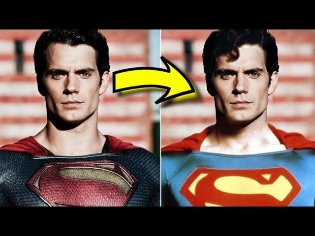 COMO OS SUPER HEROIS DA DC COMICS REALMENTE DEVERIAM SER