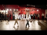 BLAKE MCGRATH SWALLA CHOREOGRAPHY
